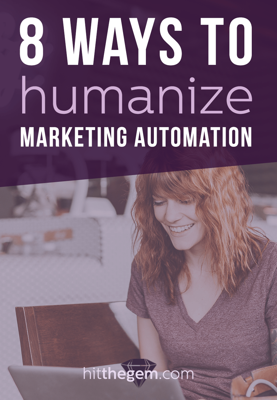 Want to stand out in a sea of sales funnel robots? Here are 8 ways you can add a human touch to your marketing automation from Mui Tsun.