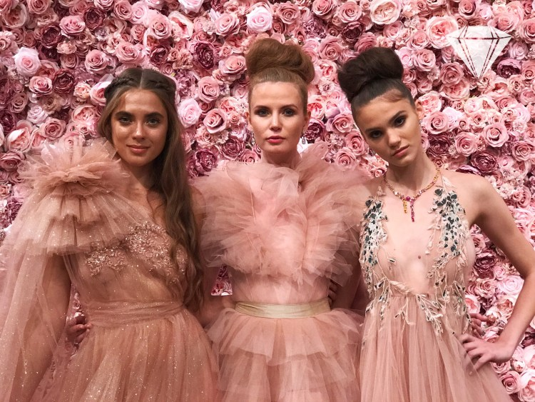Michael Costello's SS18 Collection Teaches Us How to Make Dreams Come True