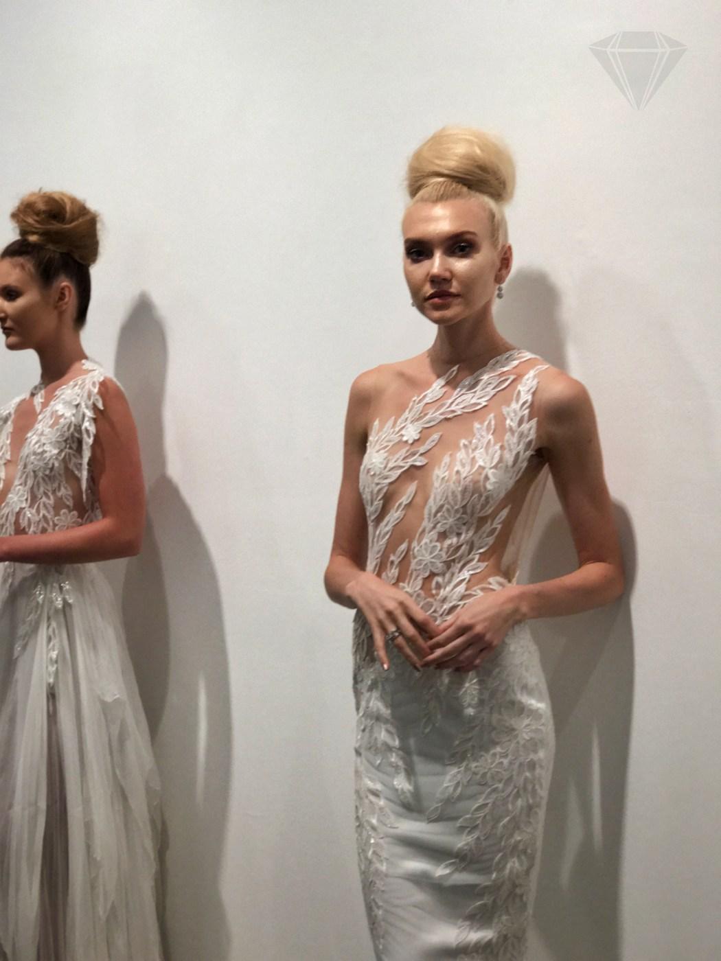 Michael Costello Spring Summer 2018 Womenswear at New York Fashion Week