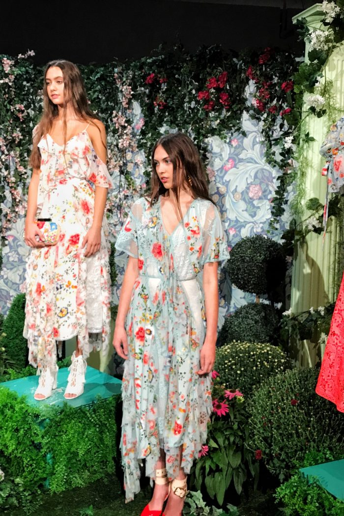 My Favorite Collection from NYFW: Alice + Olivia Spring 2018