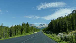 The Trans-Canada Highway