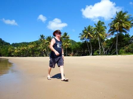 Craig at Mission Beach