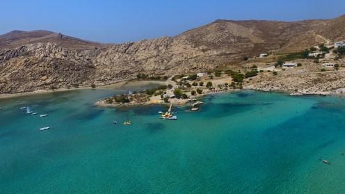 WaterSki zone - Paros