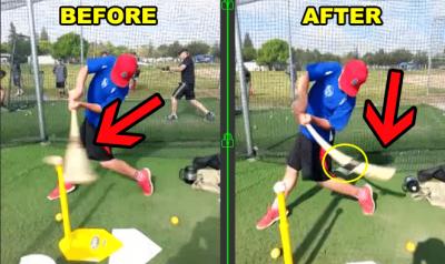 Baseball Training Aids: Swing Blaster Review