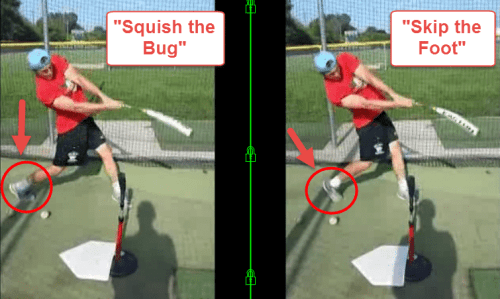 Baseball Swing Mechanics Experiment: TylerD