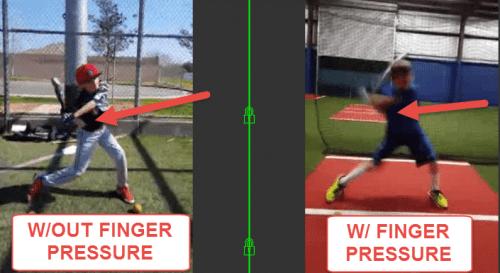 Baseball Hitting Drills for Little League: Jace Bat Drag