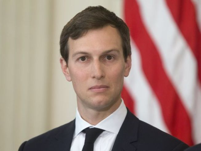 jared kushner, the self-hating Jew.