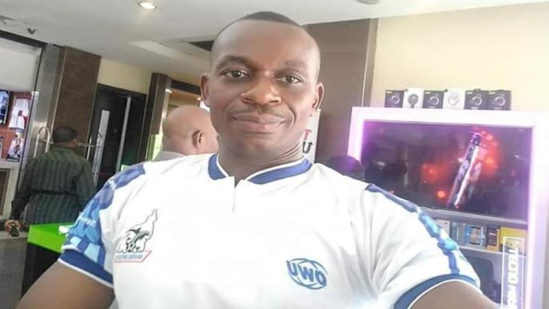 Rivers United Media Officer quits position