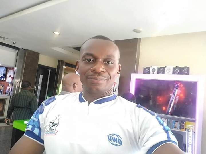 Sammy Wejinya resign as Rivers United Media Officer