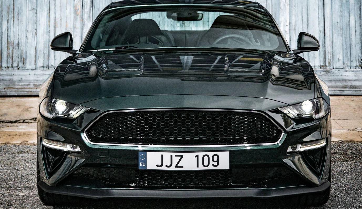 2020 Ford Mustang Bullitt Availability