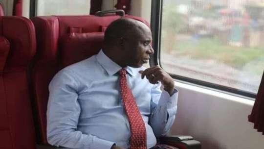 Transport Minister, Rt Hon. Chibuike Rotimi Amaechi