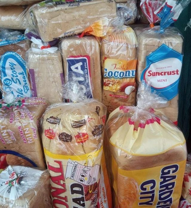 Port harcourt Bread