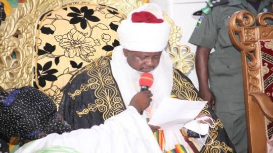 Emir of Bauchi State