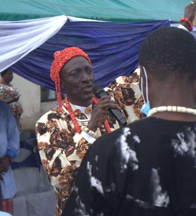 Meet Evang Obum Akawor, Rivers community, Egberu-Ndoki new Paramount Ruler