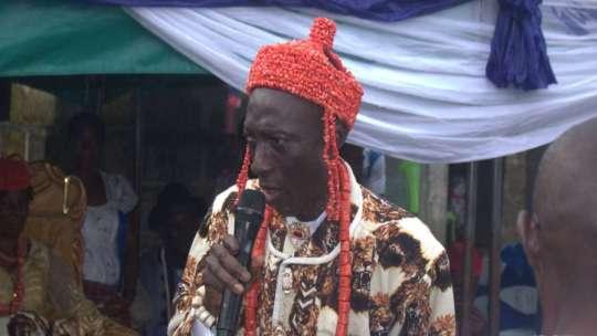 Rivers: Meet Egberu-Ndoki new King, Evang Obum Akawor