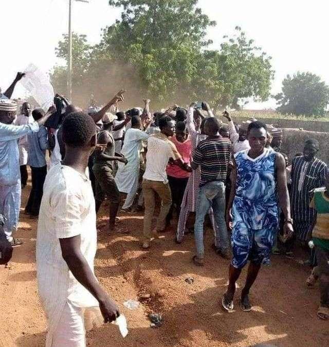 Angry Youths attack Kano house of representatives member