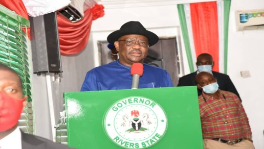 FG's promise to build deep sea port, industrial park in Rivers is fake – Wike | Hitvibz