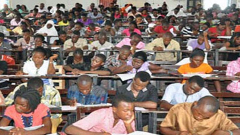 Students in University
