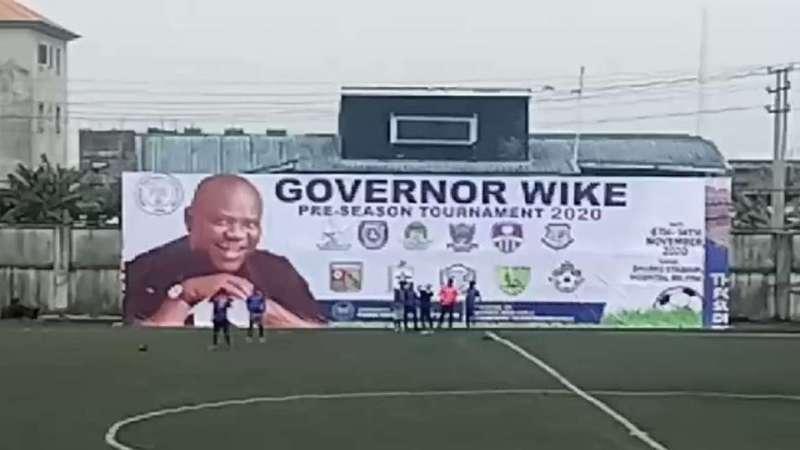Governor Wike Pre Season Tournament