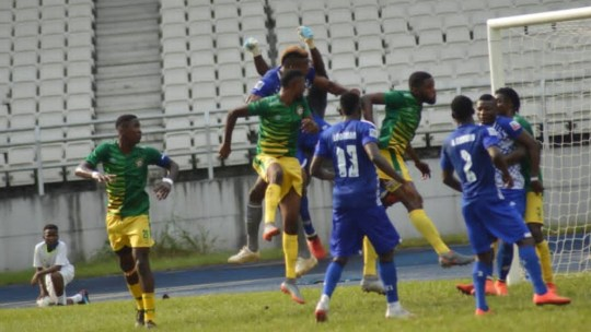 We lost to one of the best club in the country says Abdullahi Biffo