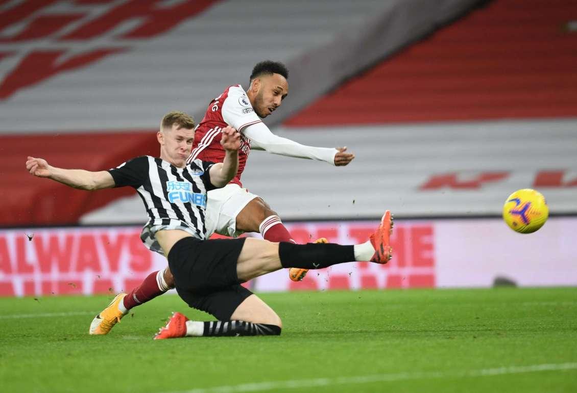 Premier League: Arsenal 3-0 Newcastle United
