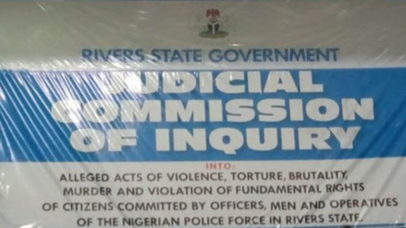 Rivers Police panel concludes hearing with 180 petitions