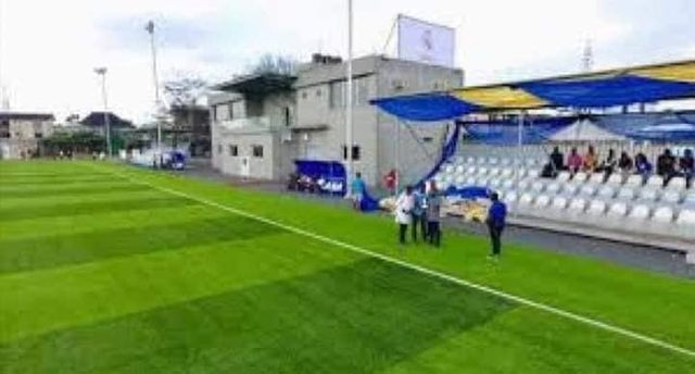Rivers: Real Madrid Football Academy kicks off admission of students