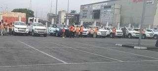 RSG begins enforcement of ban on street trading, illegal motor parks