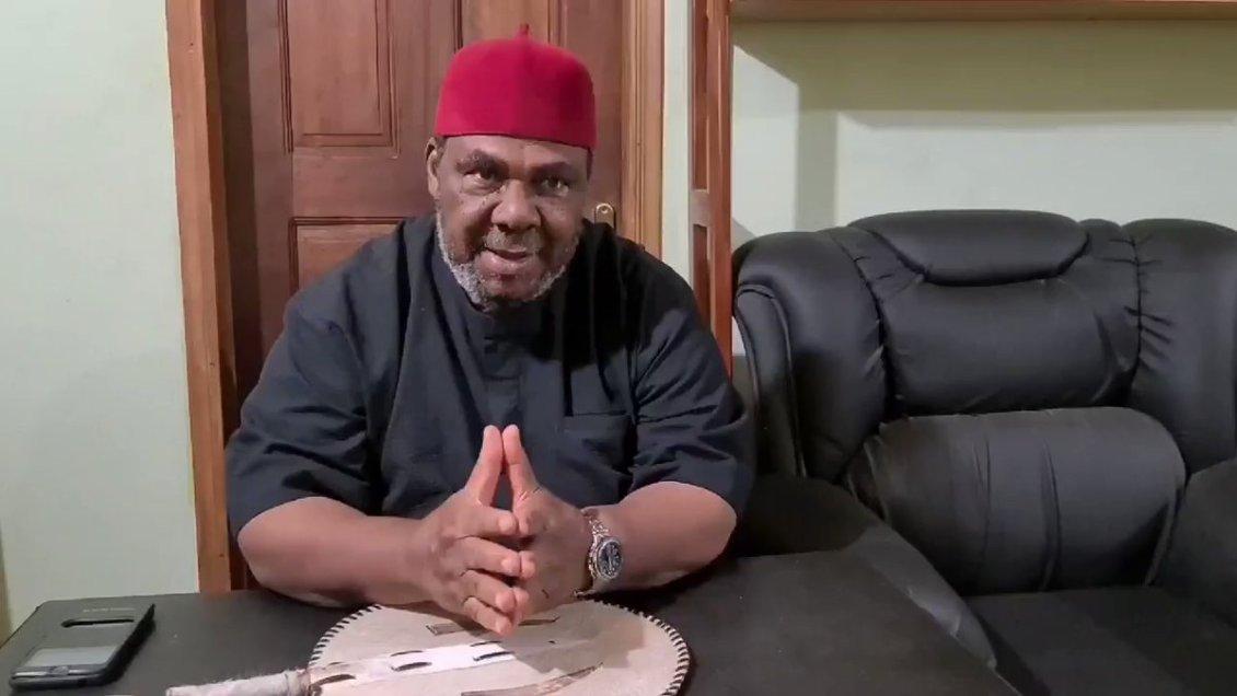 Pete Edochie endorses son, Yul to run for 2023 presidential race