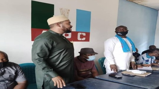 Rivers: Oyigbo APC officially welcome Hon. Chisom Dike to the party