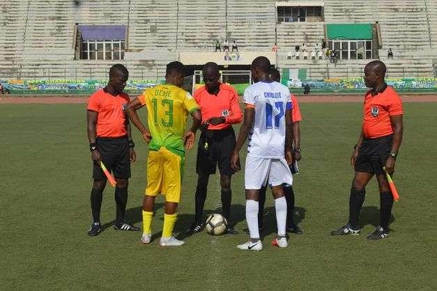 NPFL: Plateau United 1-1 Rivers United