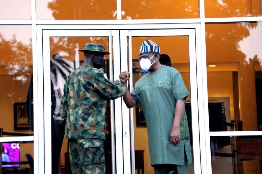 Wike condoles with Nigerian Army, Attahiru family over death of COAS