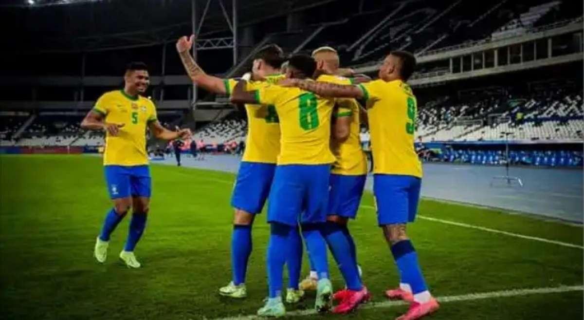 Copa America: Brazil 1-0 Chile