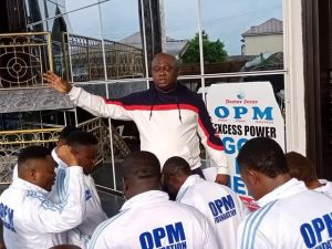 OPM Pastor sponsor 13 Nigerian youths to Dubai