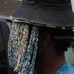 Anas Aremeyaw to attend mum's funeral without mask?