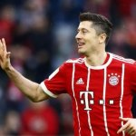 Lewandowski scores hat-trick and 100th Bayern goal in huge win