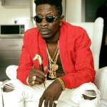 Shatta Wale meets new British High Commissioner