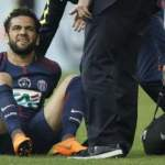 Brazil defender Dani Alves to miss World Cup with knee injury
