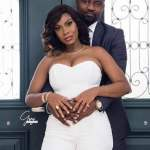 Days After Getting Married John Dumelo's Wife Gifty Makes Her Post On IG