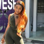RAAAH!!! Efia Odo Jams To Stonebwoy's Hero In Sizzling Hot Bikini | WATCH