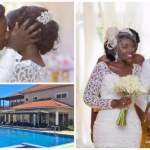 Stonebwoy Buys a $500,000 Trassaco Valley Mansion For His Wife, Dr. Louisa