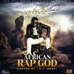 SARKODIE(AFRICAN RAP GOD)HOSTED BY DJ MANNI