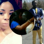 Gospel Artist Caught On Camera Kissing His Longtime Girlfriend
