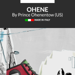 Prince Ohene Ntow launches shoe Collection(Ohene)