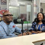 I was a 'betweener' for my husband – Azigizah's wife reveals
