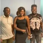 Yaa Jackson signed into a new record label.