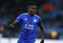 Yusif Chibsah claims Daniel Amartey will depart Leicester City this summer