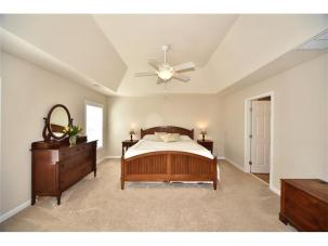 Master bedroom is large enough! Renovated master.