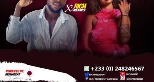Download Rich Ft Abynapee - Mafi Odo (Prod Bernabeat)