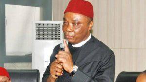 Akpabio Blackmailing Me, I Didn't Get 53 NDDC Contracts – Nwaoboshi